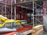 大型店舗新築工事 配管コンクリート打設:拡大画像2