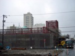 大型店舗新築工事 配管コンクリート打設:拡大画像3