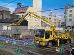 都市型マンション新築工事2